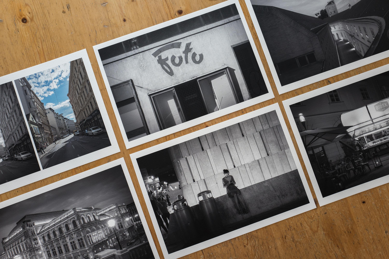 Archival pigment prints
